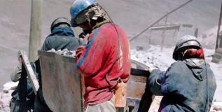 Cooperativas mineras en Bolivia