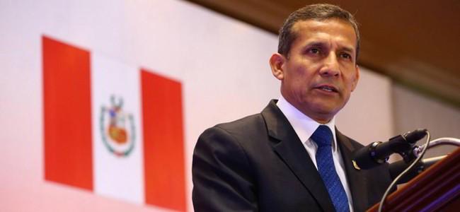 Los vaivenes y las contradicciones de Ollanta Humala sobre Conga durante tres años