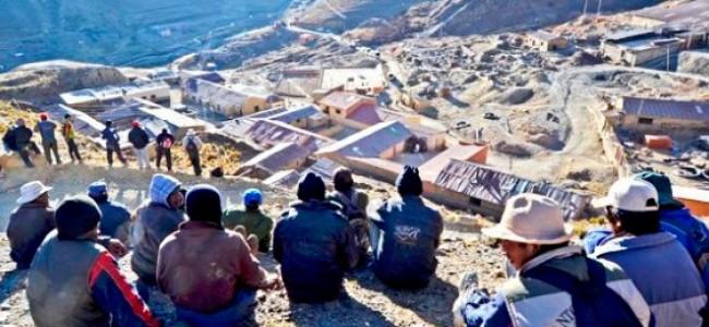 Extractivismo o desarrollo en Apurimac – Perú