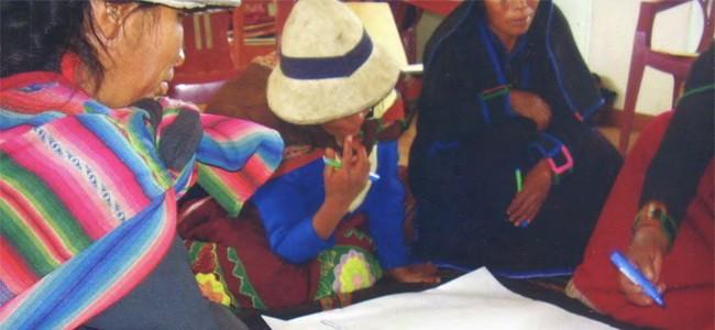 Impactos de la minería en la vida de hombres y mujeres en el sur andino