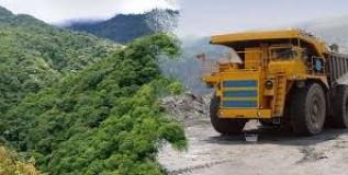 Minería a gran escala en Ecuador