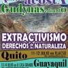 Extractivismos y derechos de la naturaleza