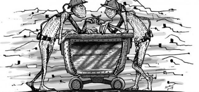 Los sótanos de los extractivismos