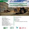 Extractivismo, derechos de las personas y la naturaleza