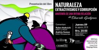 Extractivismos y corrupción: debatiendo en Bolivia