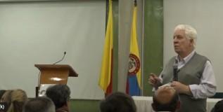Extractivismos y corrupción: presentación en Bogotá