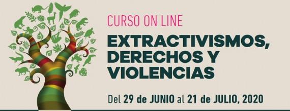 Curso: Extractivismos, Derechos y Violencias