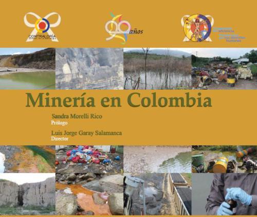 MineriaColombiaContraloria