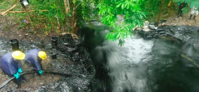 Cronología de derrames petroleros en Perú