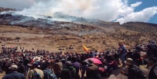 Caso «Las Bambas», Perú, informe especial 2015